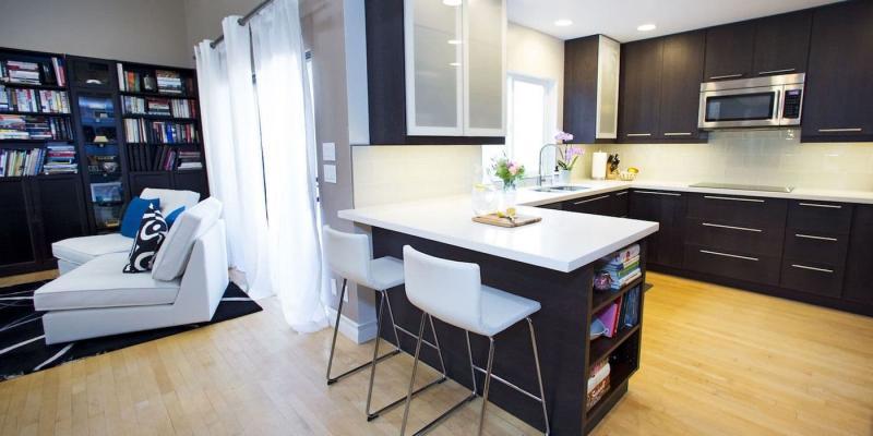 Гарнитур для кухни 12 кв. м 2