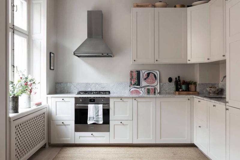 Планировка для кухни 12 кв.м 2