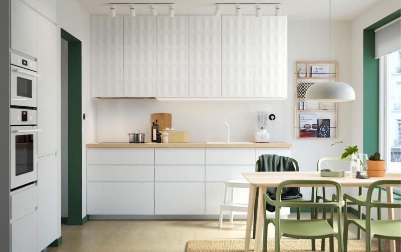 Стиль для кухни 12 кв.м скандинавский 1