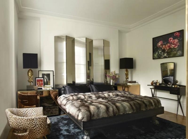 Аксессуары для спальни 2019 зеркальные поверхности 1
