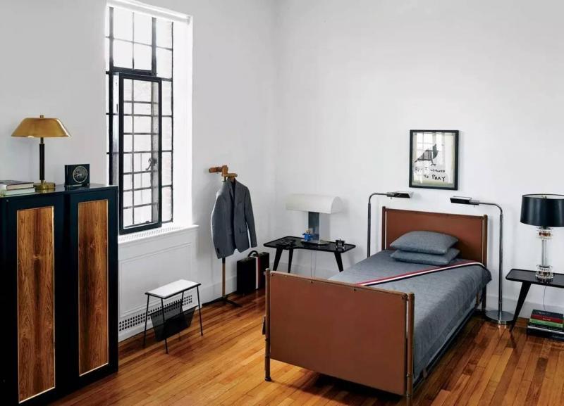 Шкафы для спальни 2019 минималистичные 1