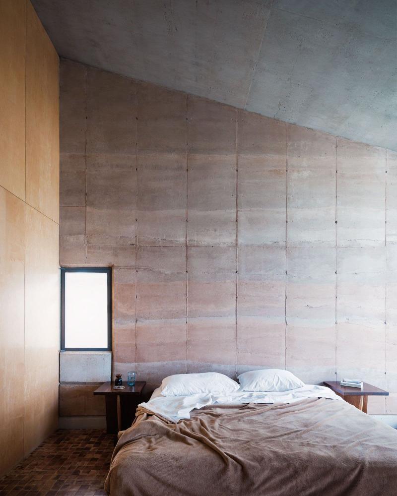 Стиль в интерьере спальни 2019 минимализм 1