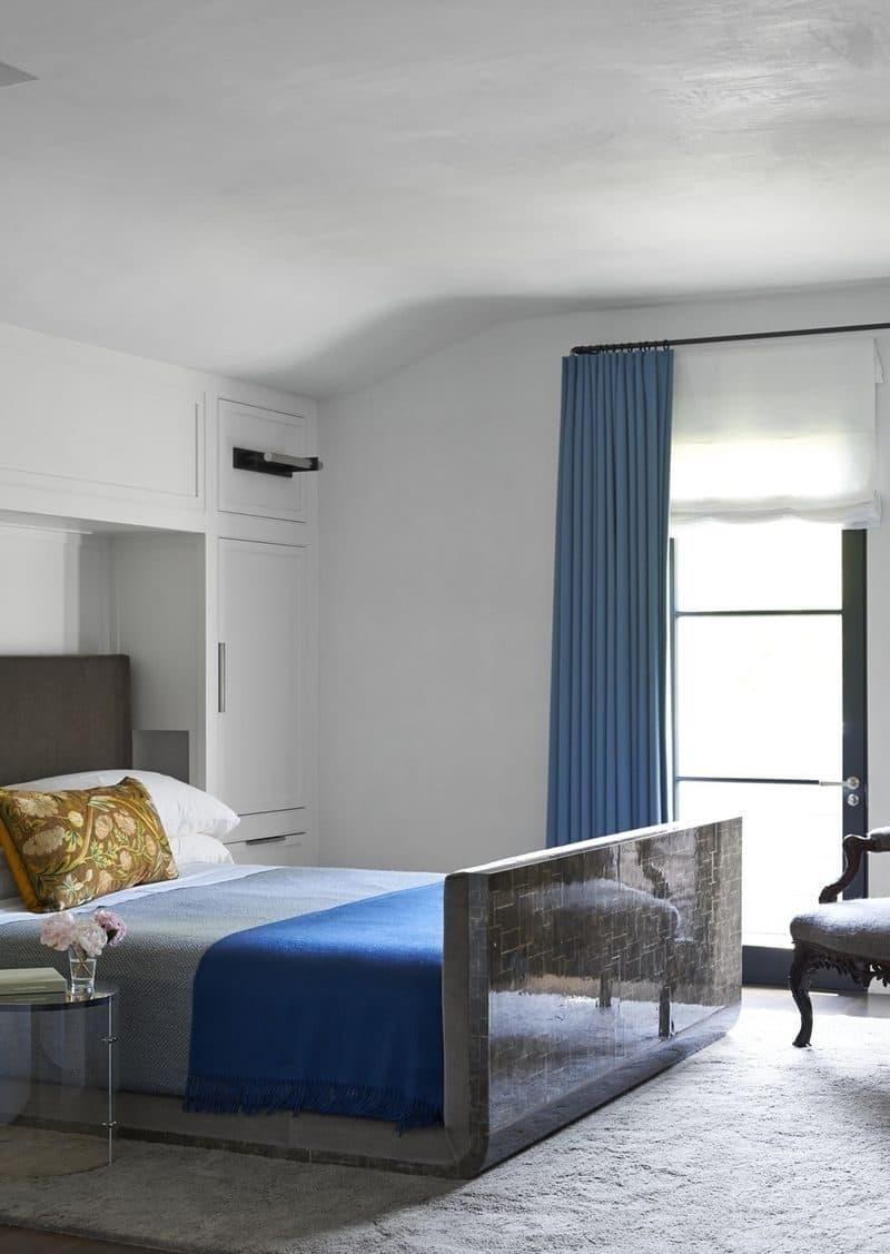 Стиль в интерьере спальни 2019 минимализм 2