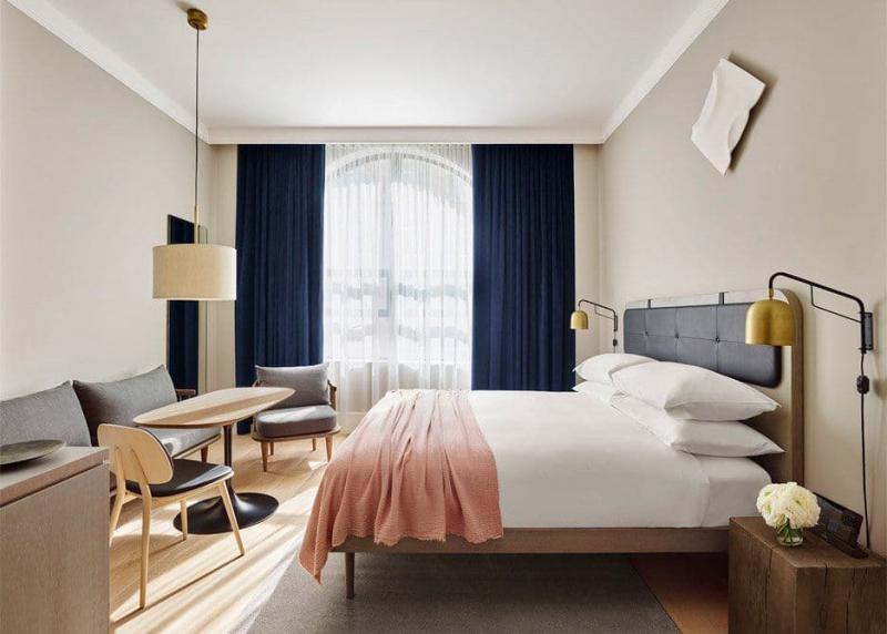 Стиль в интерьере спальни 2019 современный 1