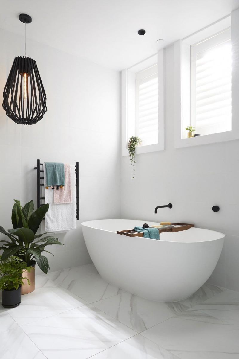 Аксессуары для ванной 2019 живые растения 1