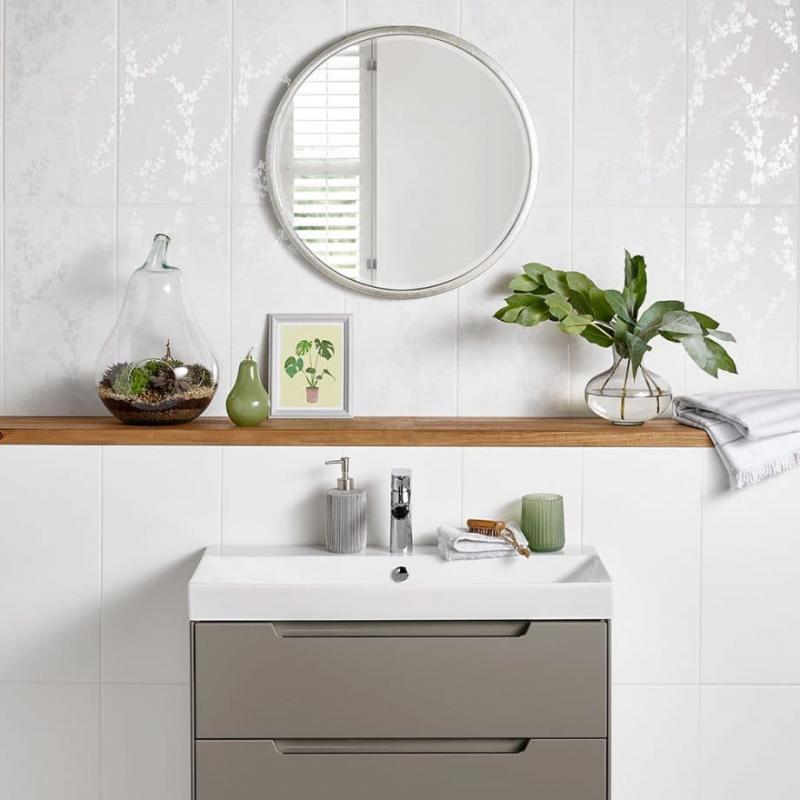 Аксессуары для ванной 2019 живые растения 4