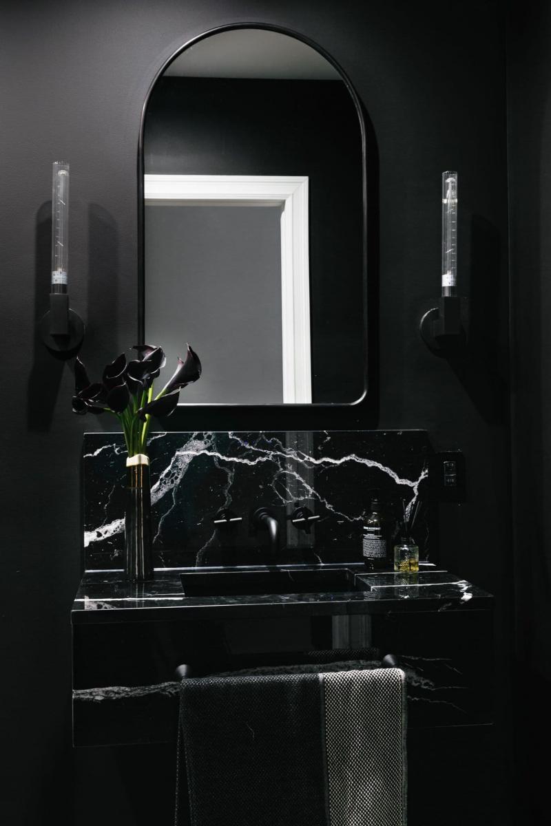 Цвет для ванной 2019 черный 1