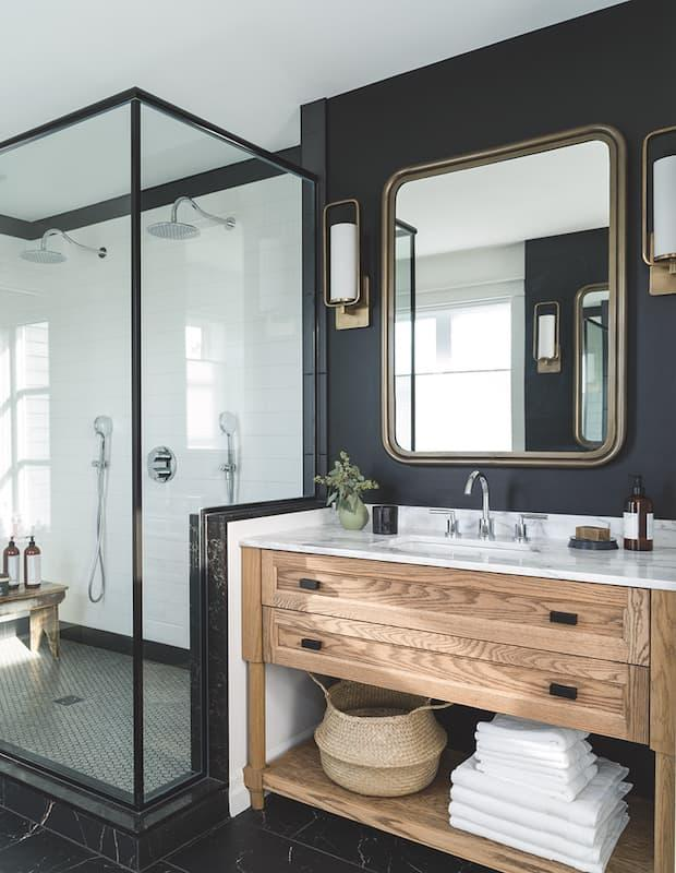 Цвет для ванной 2019 черный 2