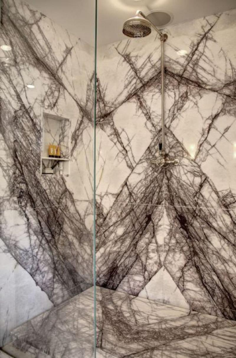 Пол для ванной 2019 незаметный дизайн 1