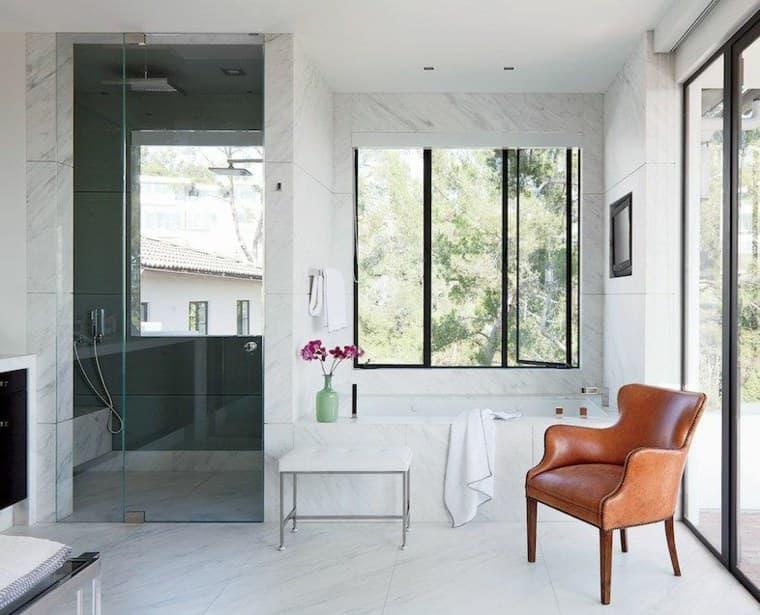 Пол для ванной 2019 незаметный дизайн 3