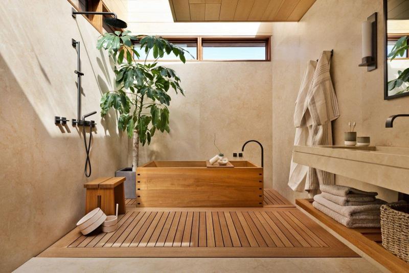 Стилистическое оформленние ванной 2019 спа 2