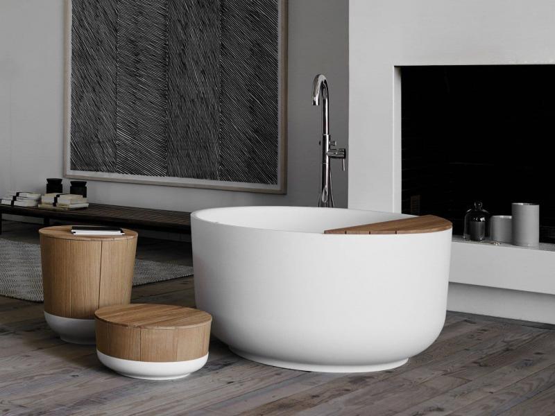 Стилистическое оформленние ванной 2019 спа 3