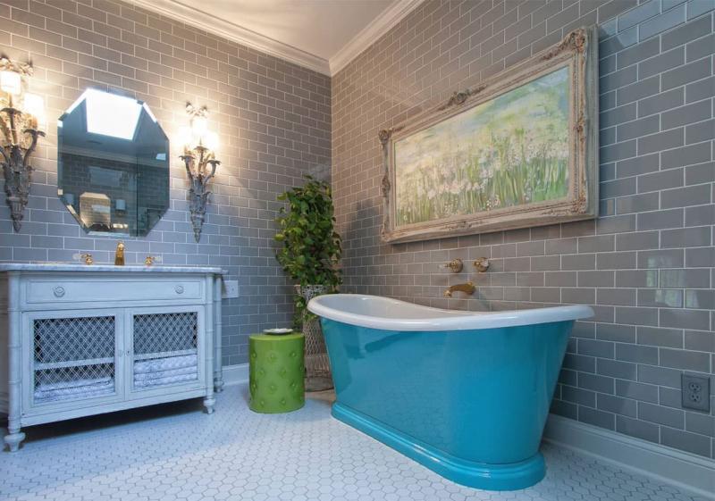 Умывальник для ванной 2019 цветная ванная