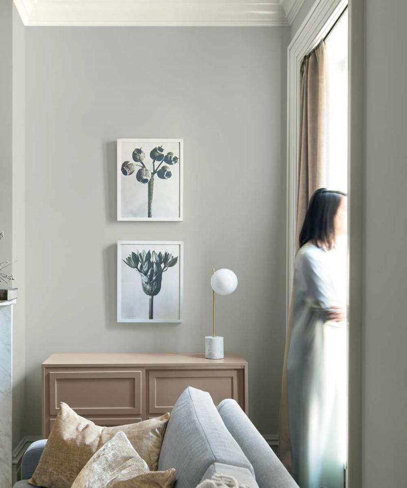 Цвет для оформления квартиры 2019 пастельный 2