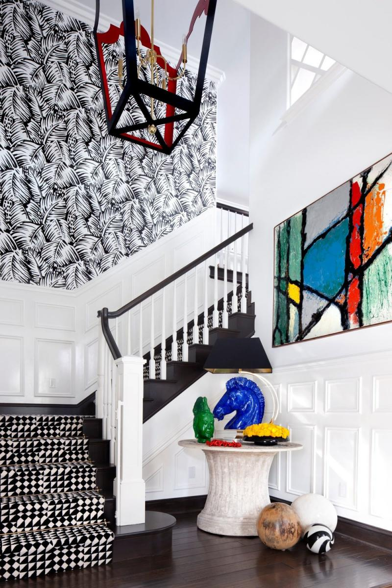 Цвет для оформления квартиры 2019 яркий 2