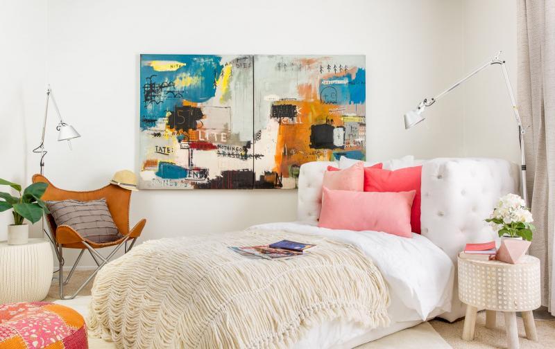 Цвет для оформления квартиры 2019 яркий 3