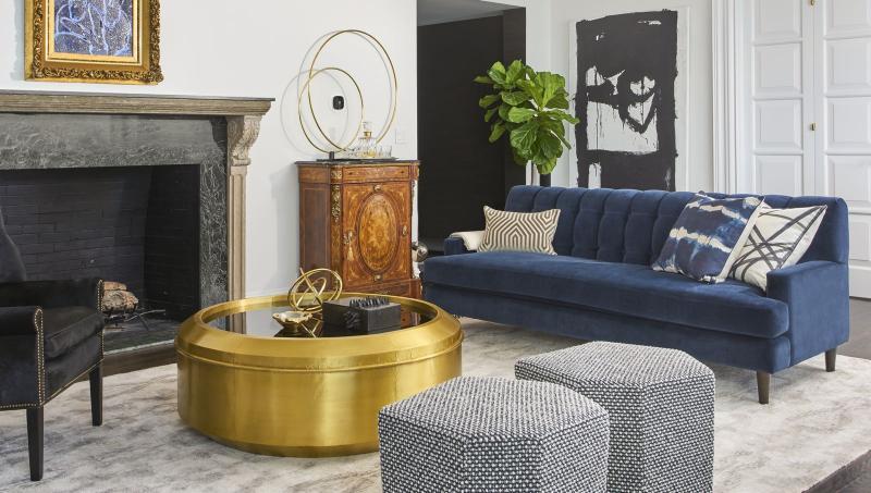 Интерьер квартиры 2019 гостиная 1