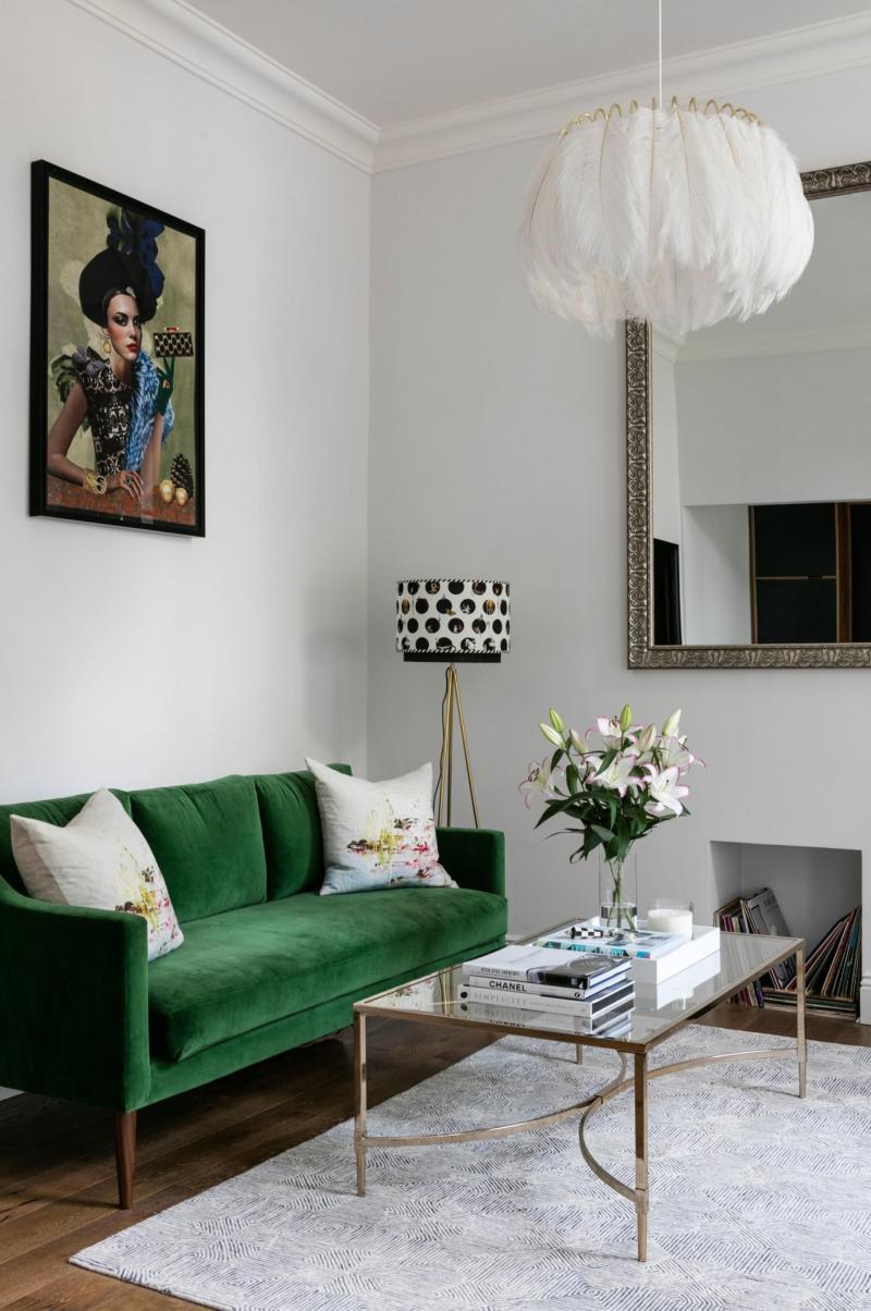Интерьер квартиры 2019 гостиная 4