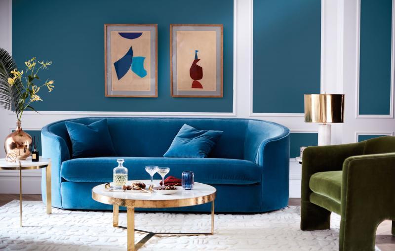 Интерьер квартиры 2019 гостиная 5