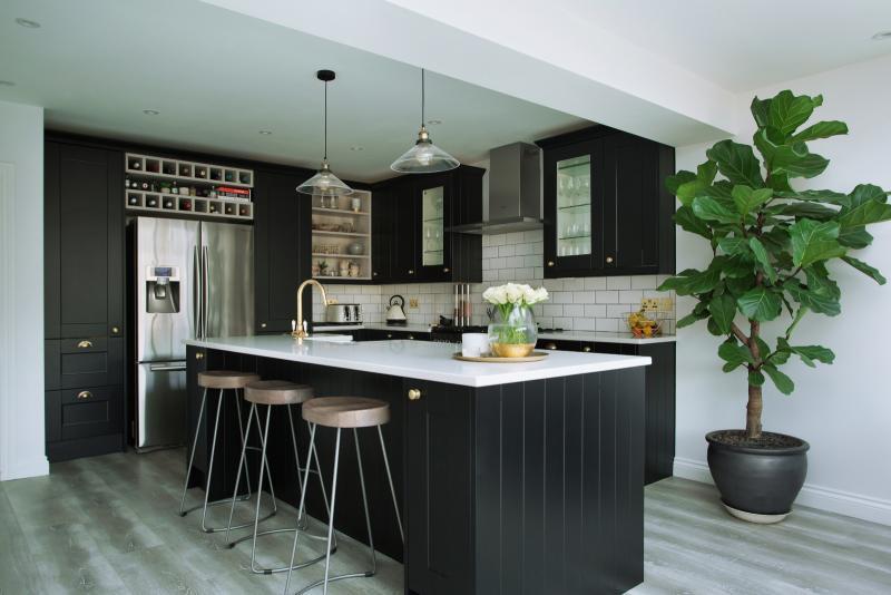 Интерьер квартиры 2019 кухня 1