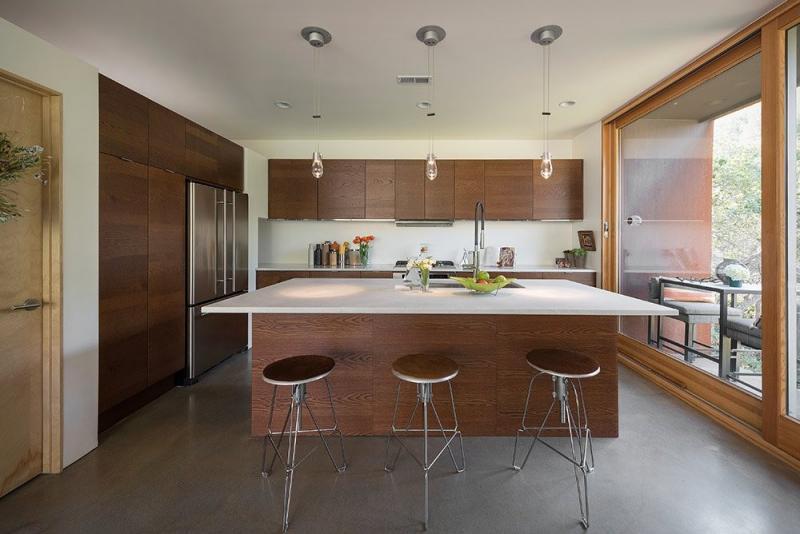 Интерьер квартиры 2019 кухня 2