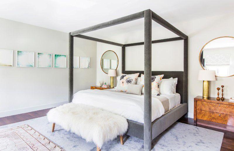 Интерьер квартиры 2019 спальня 1