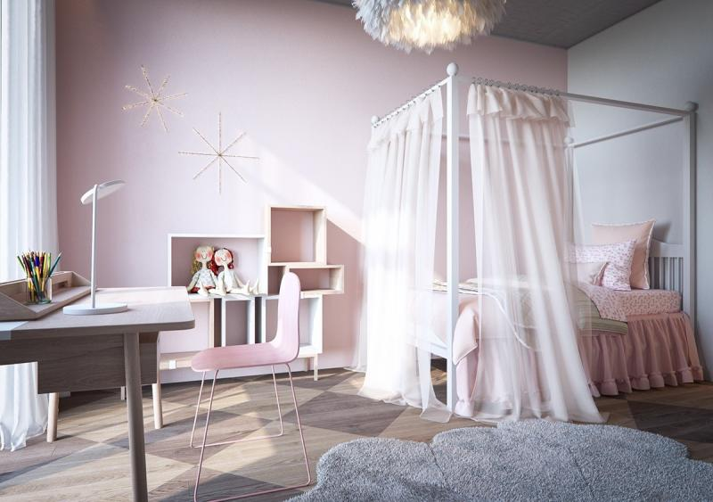 Интерьер квартиры 2019 спальня 2