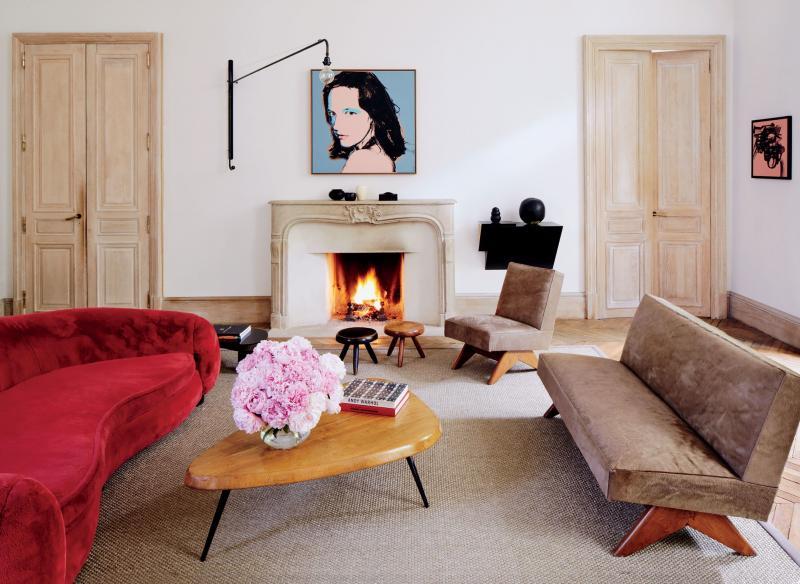 Мебель для квартиры 2019 изогнутая 1