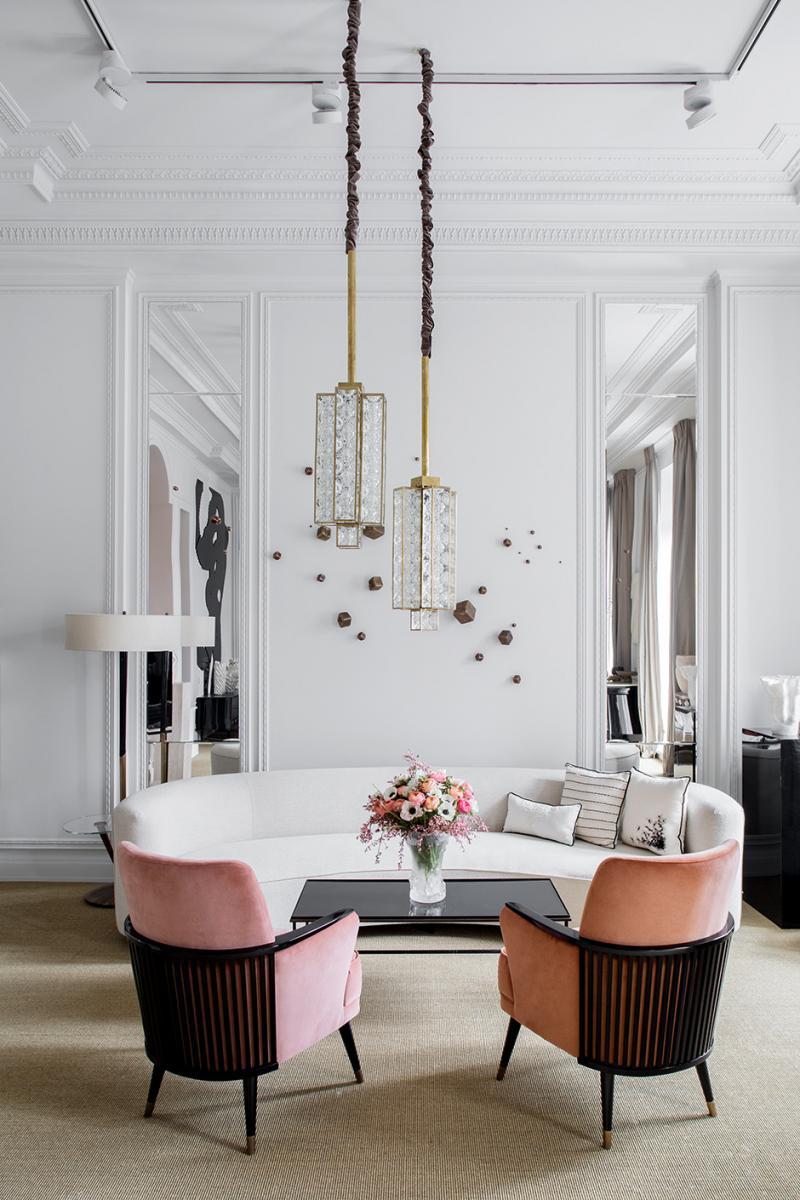 Мебель для квартиры 2019 изогнутая 3