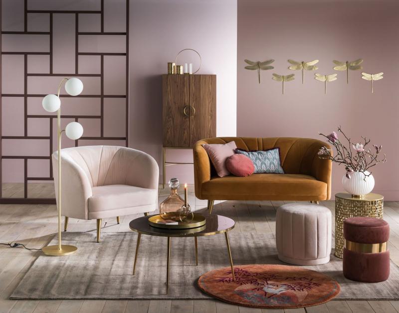 Стиль оформления квартиры 2019 арт-деко 1