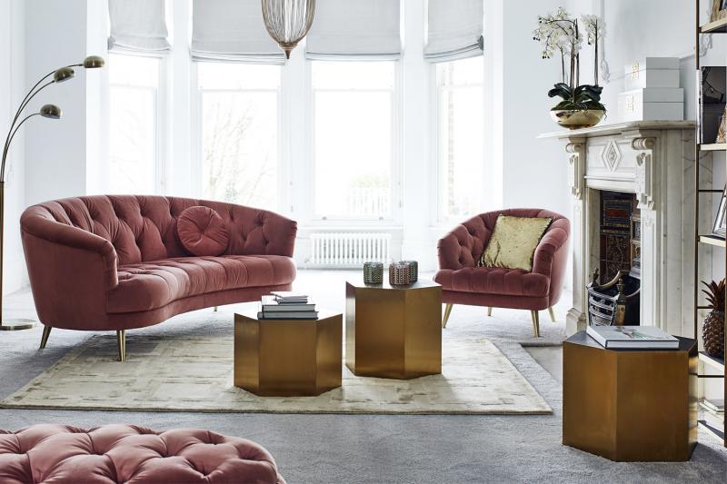 Стиль оформления квартиры 2019 арт-деко 3