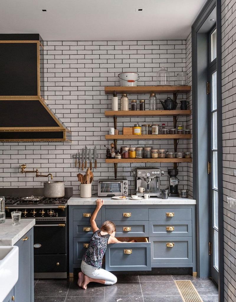 Посуда для кухни в стиле лофт 2