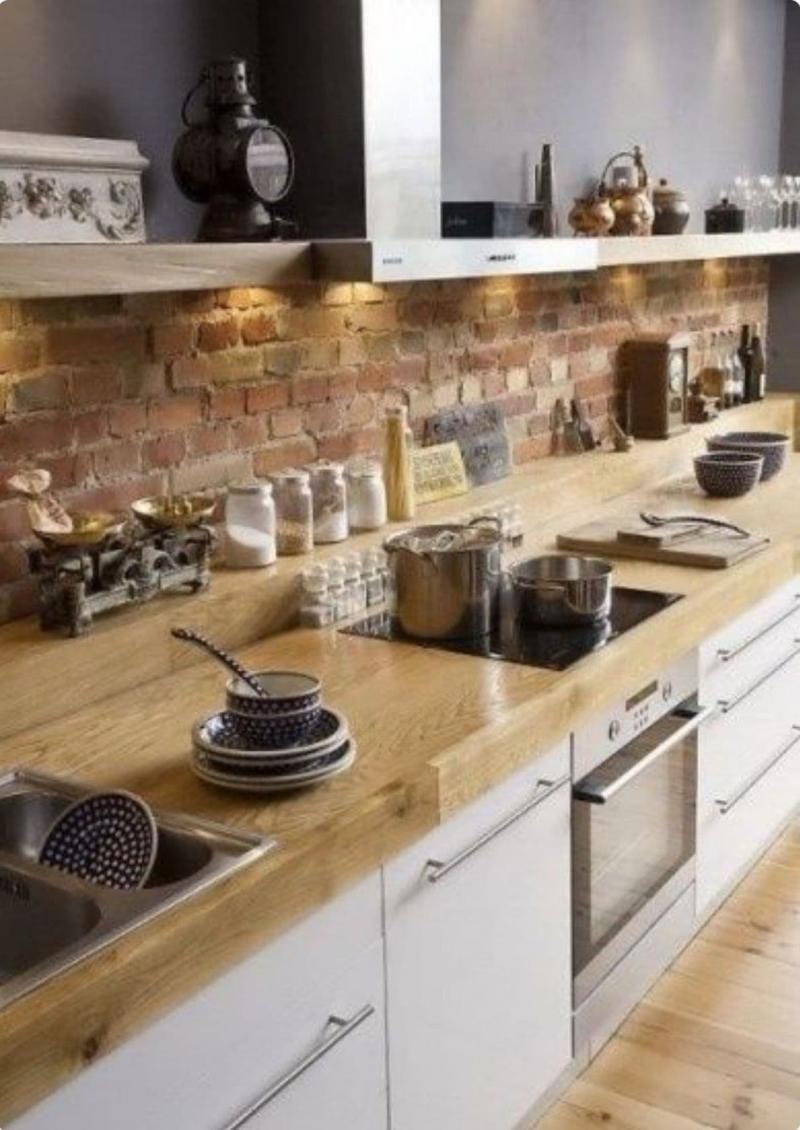 Посуда для кухни в стиле лофт 4