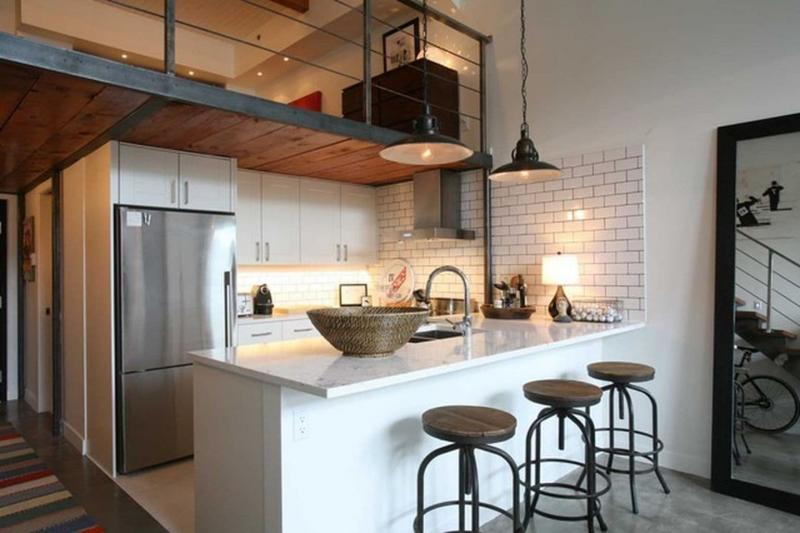 Стулья для кухни в стиле лофт 3