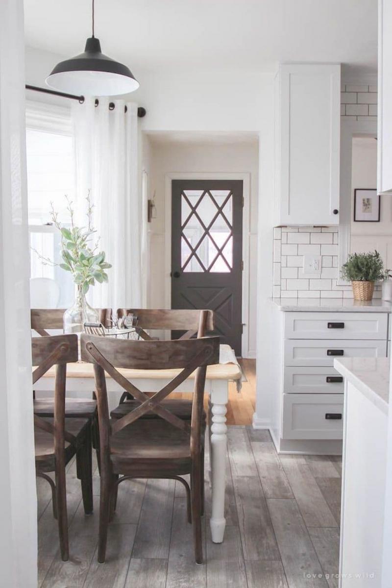 Модели штор для кухни 2019 шторы в пол 2