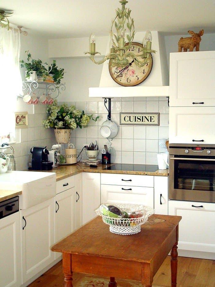 Аксессуары для кухни в стиле прованс 1