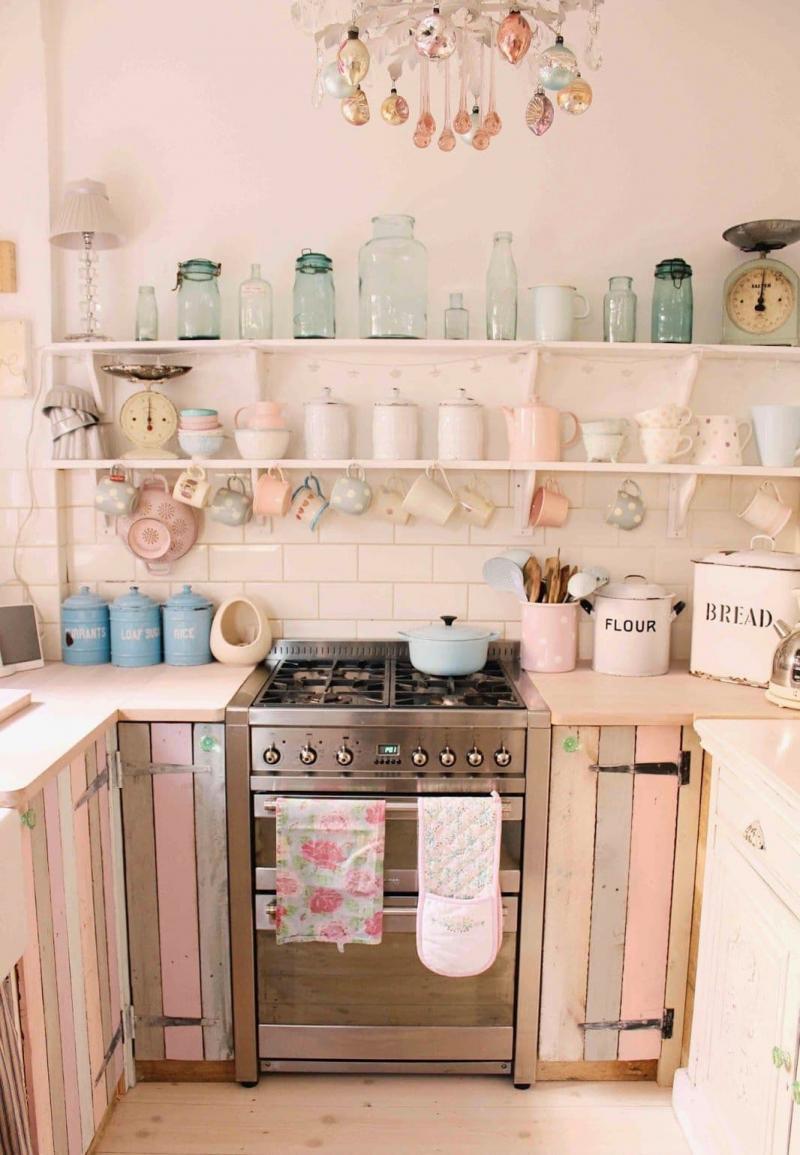 Посуда для кухни в стиле прованс 3