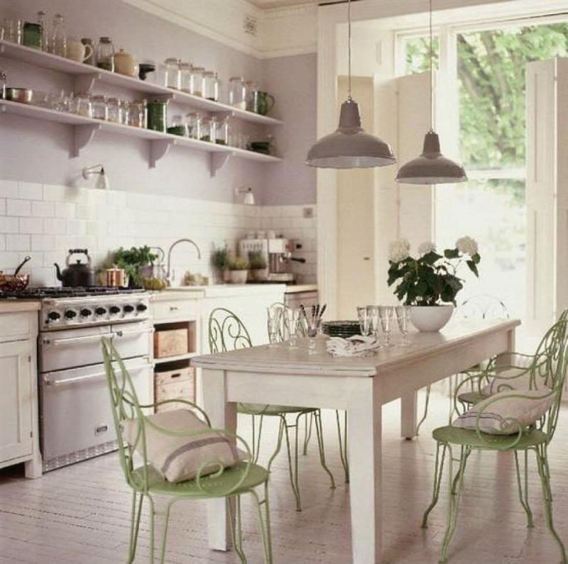 Стулья для кухни в стиле прованс 1