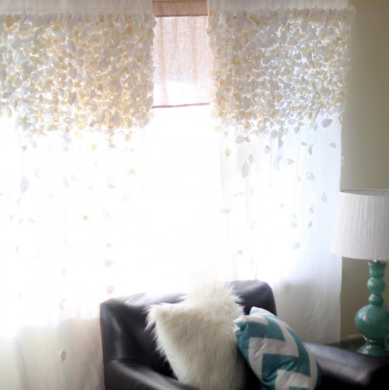 Модели штор в гостиную 2019 флаттер 1