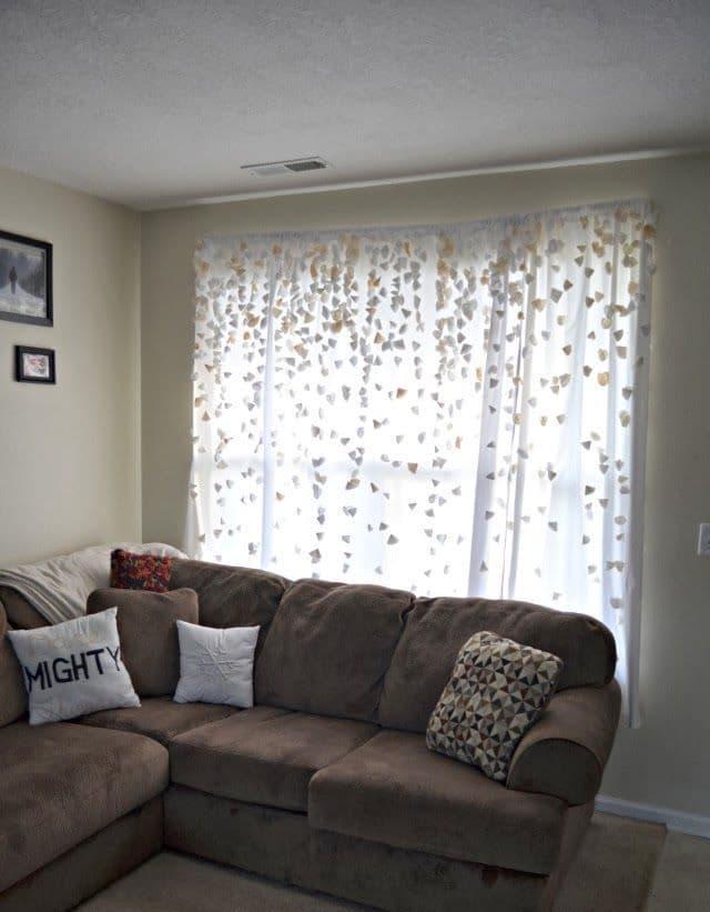 Модели штор в гостиную 2019 флаттер 3