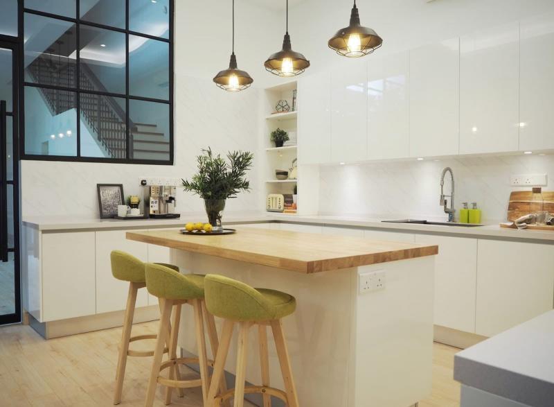 Стулья для кухни в скандинавском стиле 2