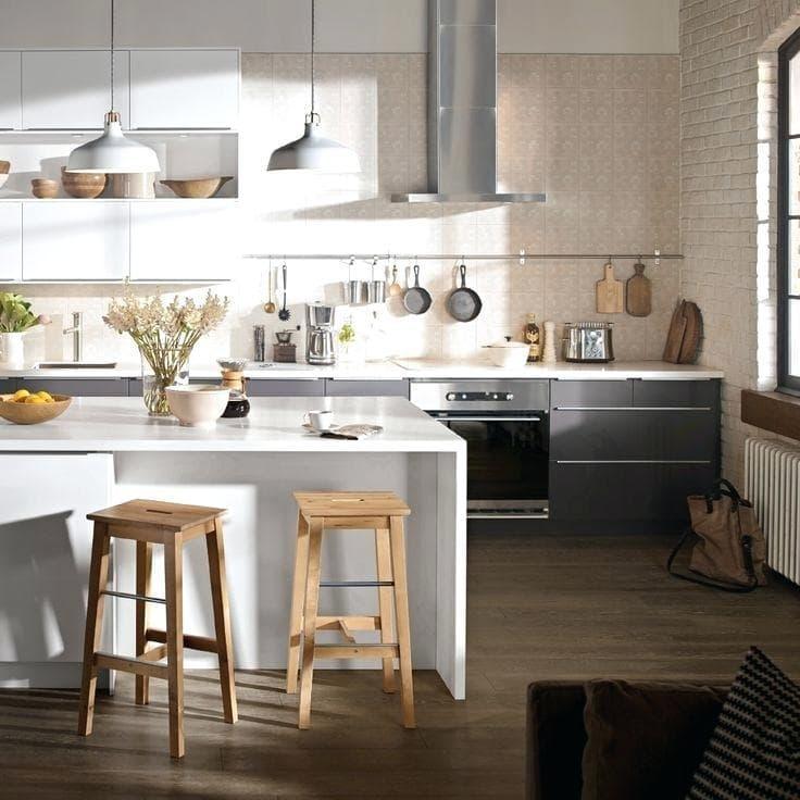 Стулья для кухни в скандинавском стиле 4