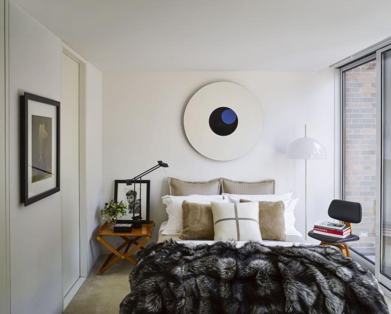 Аксессуары для маленькой спальни 1