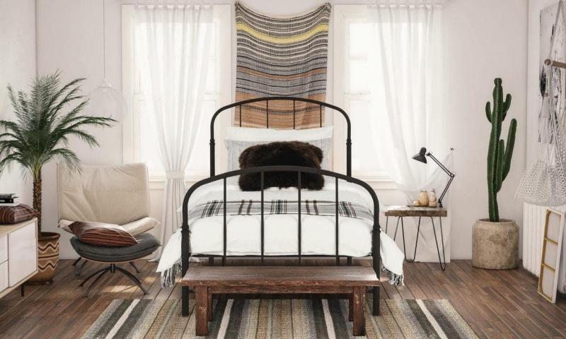 Аксессуары для маленькой спальни 3