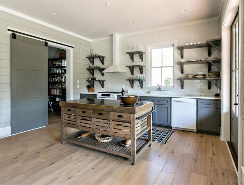 Кухонный гарнитур для кухни 9 кв.м 1