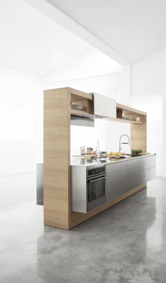 Кухонный гарнитур для кухни 9 кв.м 5
