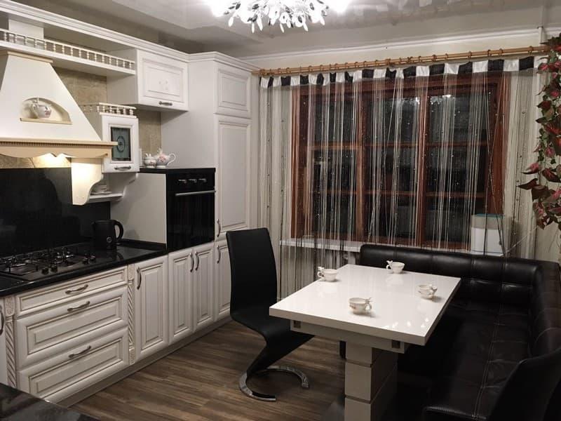 Кухонный уголок на кухне 9 кв. м 3