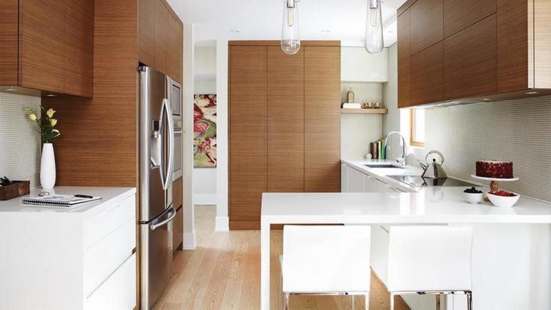 Планировка кухни 9 кв.м 4