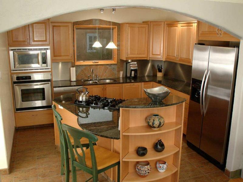 Планировка кухни 9 кв.м 7