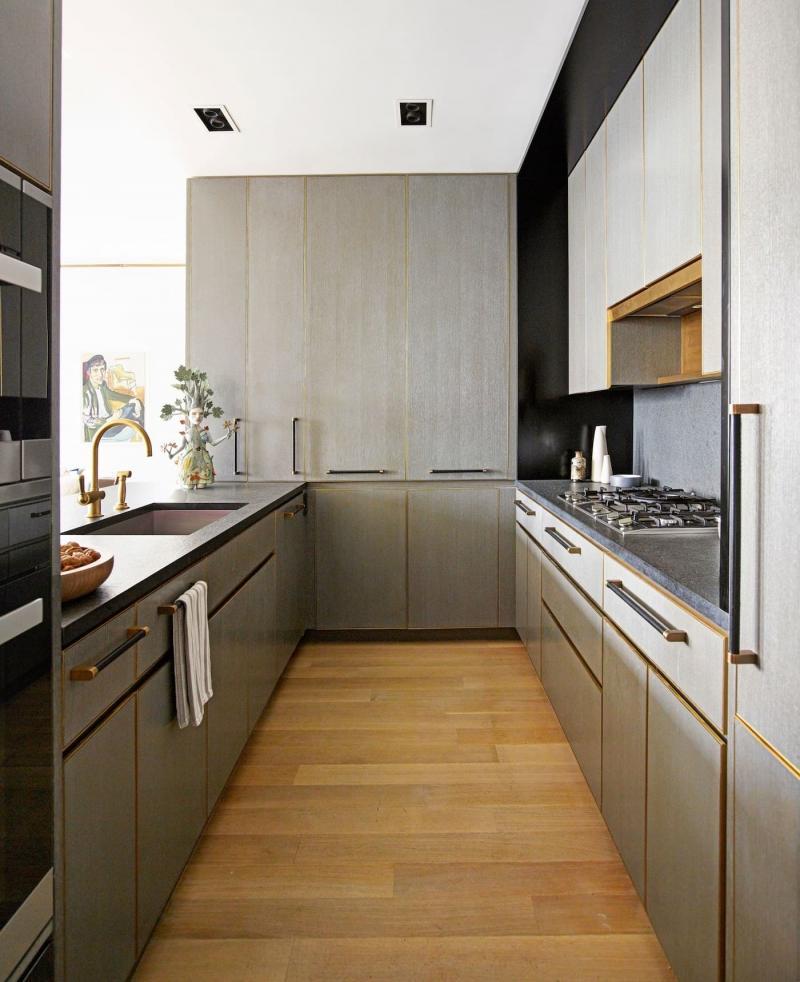 Стиль для кухни 9 кв.м минимализм 1